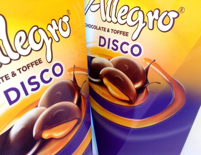 Packaging Allegro Disco