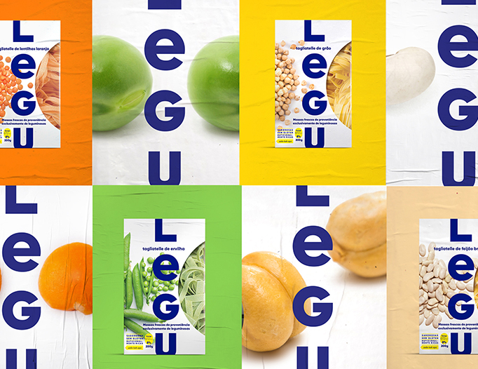 LEGU packaging